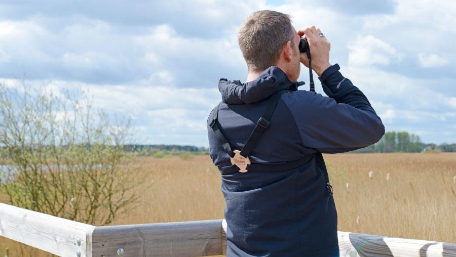 Binoculars & Telescopes Intelligent Viking Binocular Support Harness