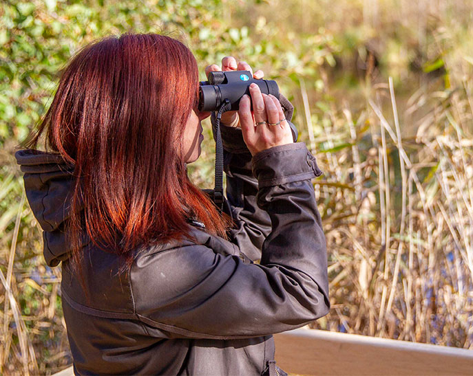 Viking Binocular Range